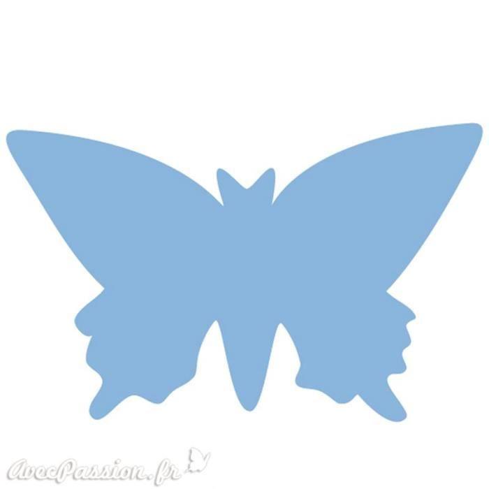 Perforatrice géante papillon stylisé Artemio 4.5cm 4,5 x 3 cm
