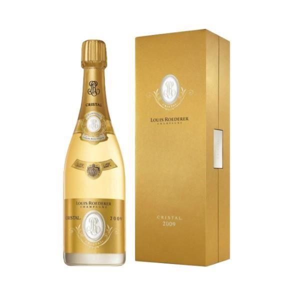 Champagne Cristal de Roederer 2012 Brut
