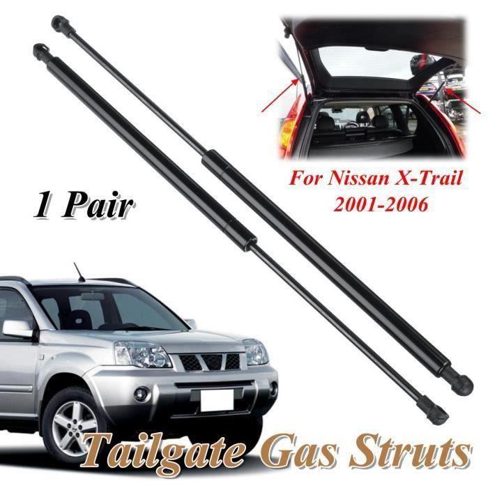 Nissan X-Trail 2001-2007 Pare-brise Balais d/'essuie-glace spoiler set complet avant arrière