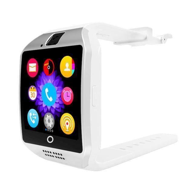 Bluetooth intelligent caméra montre la surface courbe Support de carte SIM pour téléphone intelligent WH ZNSB0045 Aa50253