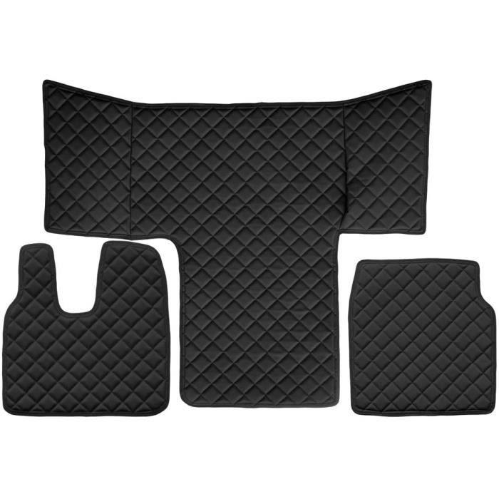24/7auto Complet Couverture Set de Noir Tapis + Moteur Housse pour Man Tgl / Tgs / Tgm Grand En 2012>