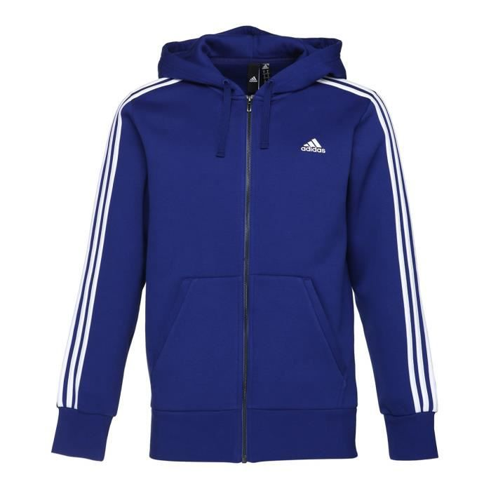 ADIDAS ORIGINALS Sweat à capuche - Homme - Bleu