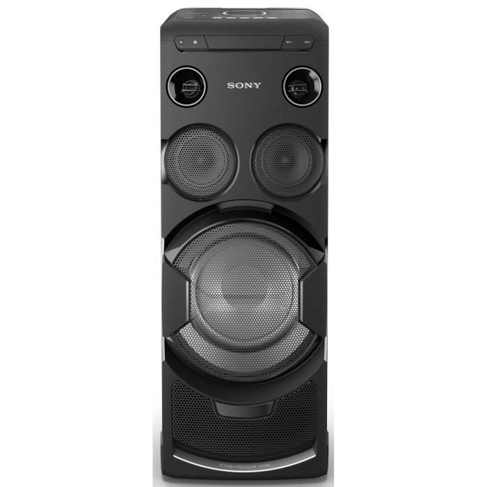 SONY MHC-V77D Systeme Audio Haute Puissance 1440 Watts