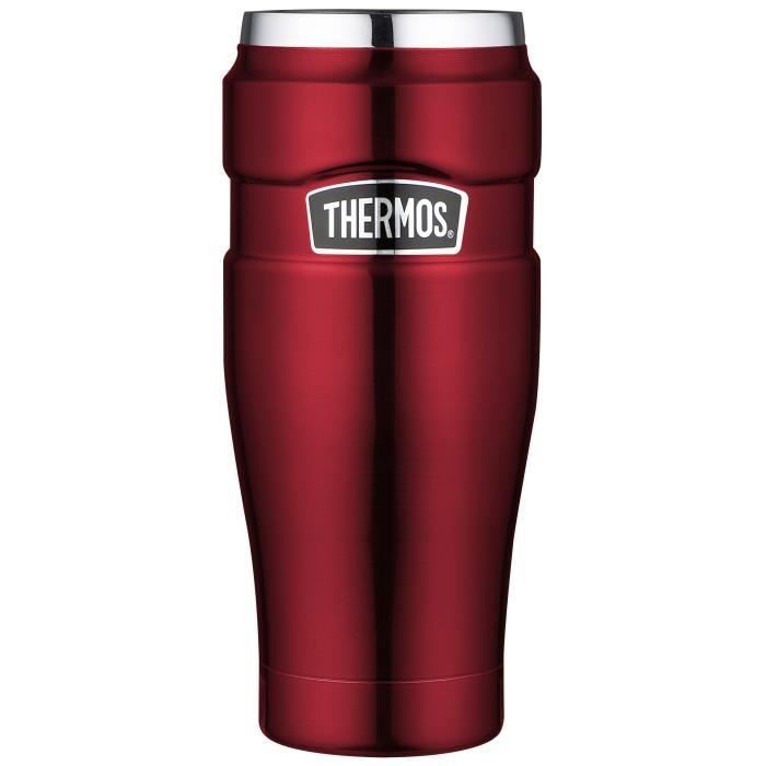 THERMOS King Thermos mug isotherme - 470 ml - Rouge