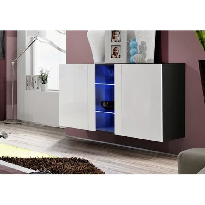 fly bahut fabulous buffet bas fly sur idees de decoration. Black Bedroom Furniture Sets. Home Design Ideas