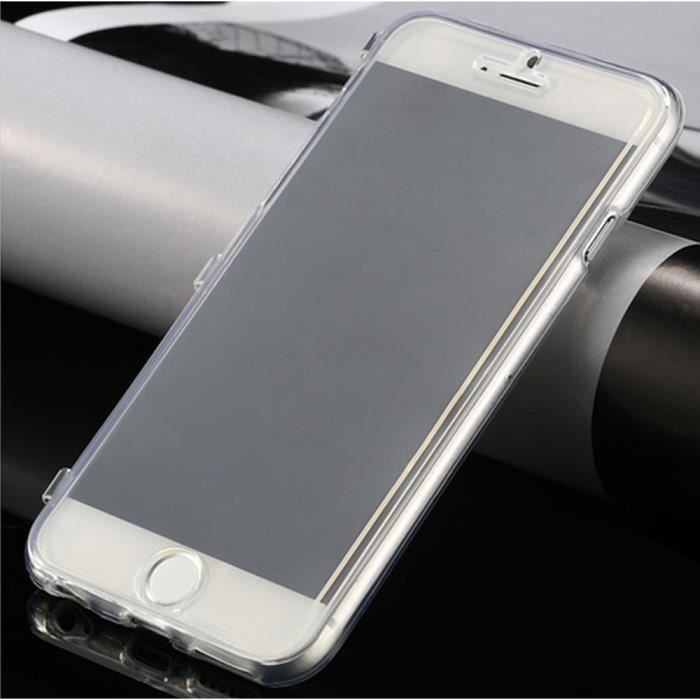 coque iphone 6 transparente 360
