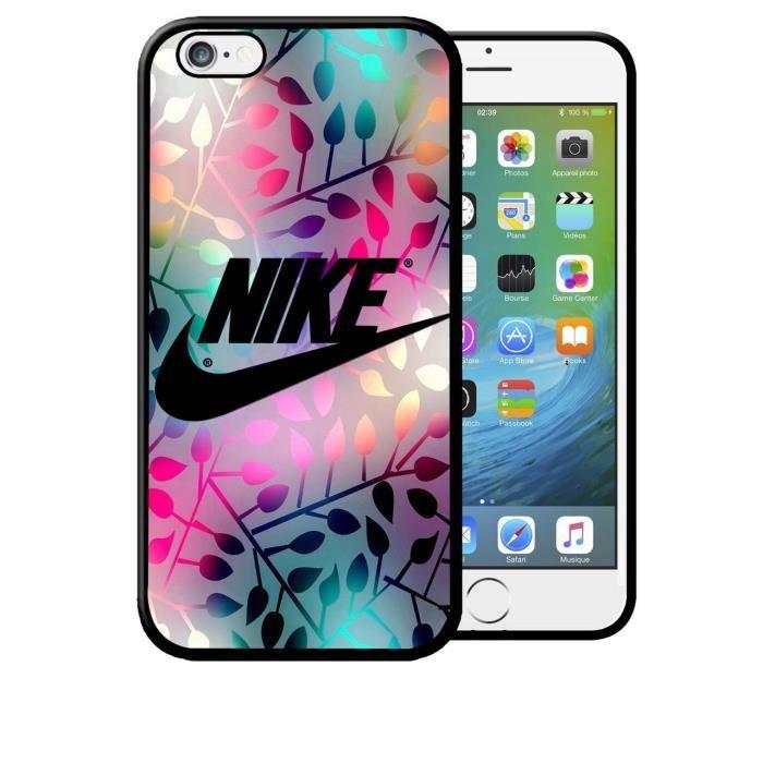 Coque iPhone 5 5s Nike Just Do It Logo etui Housse