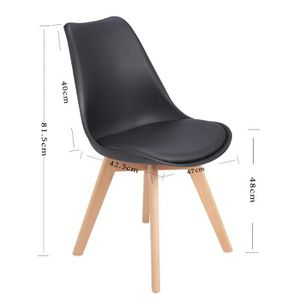 chaise de bureau scandinave achat vente chaise de bureau scandinave pas cher cdiscount. Black Bedroom Furniture Sets. Home Design Ideas
