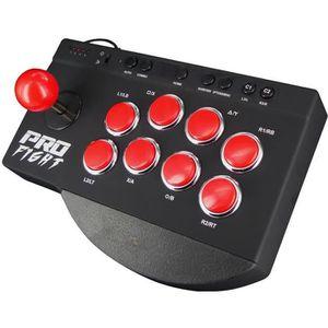 JOYSTICK JEUX VIDÉO Pro Fight Arcade Stick - Manette Joystick Arcade a