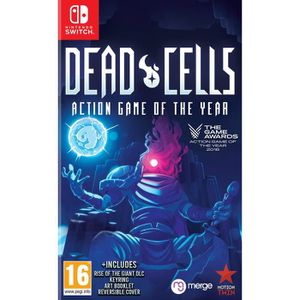 JEU NINTENDO SWITCH Dead Cells Action Game Of The Year Jeu Switch