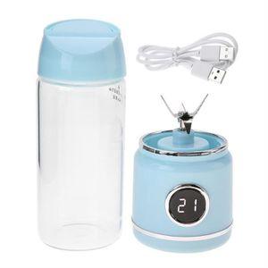 PRESSE-FRUIT - LEGUME MANUEL AIZ Mini Blender Presse-agrumes électriques Portab