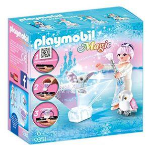 FIGURINE - PERSONNAGE Figurine Miniature NI3EE PLAYMOBIL 9351 princesse