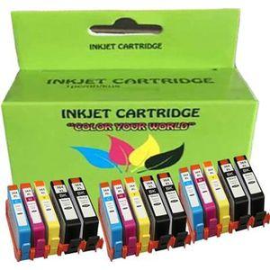 CARTOUCHE IMPRIMANTE 15x cartouches HP 364XL f Photosmart 5510 5515 651