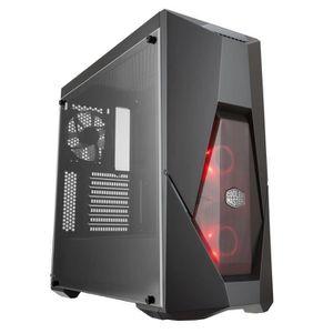 BOITIER POUR COMPOSANT COOLER MASTER Boîtier PC MasterBox K500L avec RED