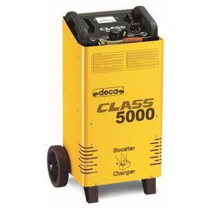 CHARGEUR DE BATTERIE DECA Chargeur Démarreur de Batterie 12-24 Volts -