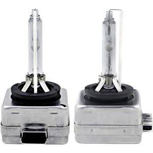 Whitiger Ampoules Lampe de phare au x/énon HID D3S de voiture 35W 6000K 12V Xenarc D/écharge Gazeuse Lampe Voiture Luminosit/é Brillante lot de 2