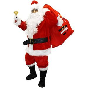 "3 pièces de Noël Costume /""santa/"" Christmas set père noël tenue de Hamana"