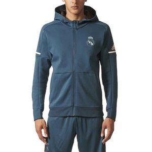 Veste Real Madrid Adidas Real Madrid Anthem Squad Jacket