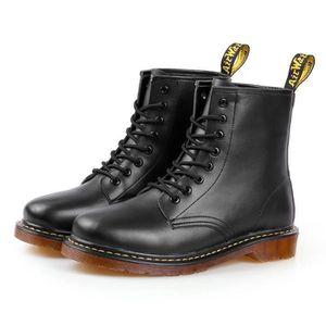 BOTTE Martin bottes Homme Automne D'hiver Chaussures de