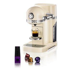 MACHINE À CAFÉ Nespresso KitchenAid 5KES0503EAC Amandelwit, Auton