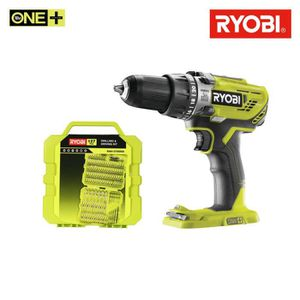 PERCEUSE Pack RYOBI Perceuse à percussion 18V Oneplus R18PD