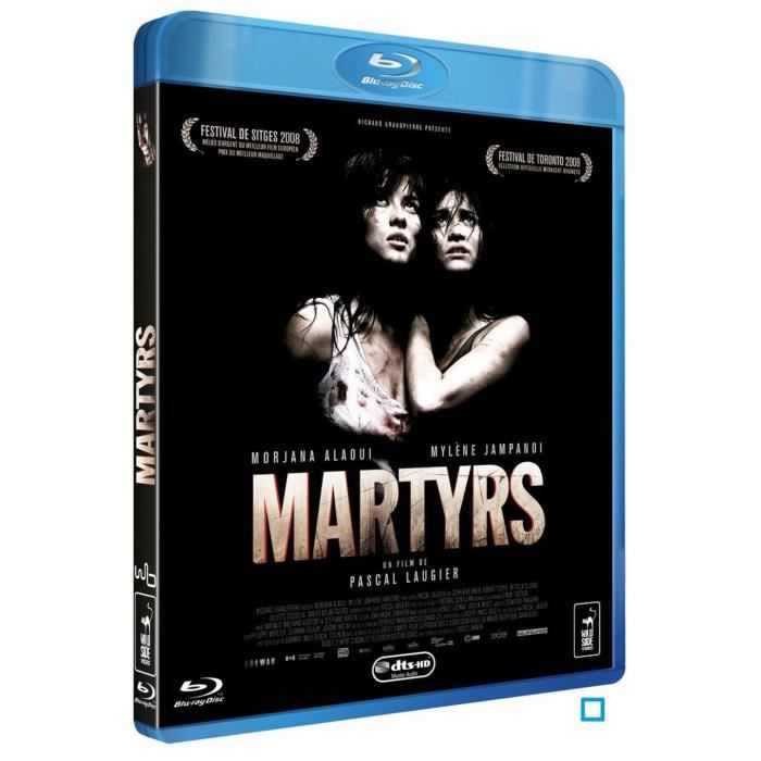 blu ray martyrs en blu ray film pas cher cdiscount. Black Bedroom Furniture Sets. Home Design Ideas