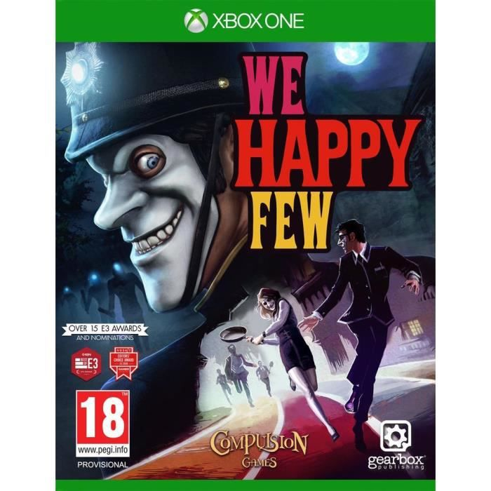 We Happy Few Jeu Xbox One