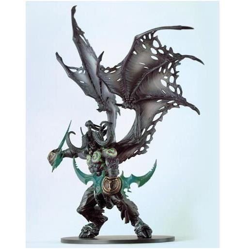 Modèle Anime World of Warcraft Demon Hunter de la génération DC5 Demon Form Youdian Boxed Hand
