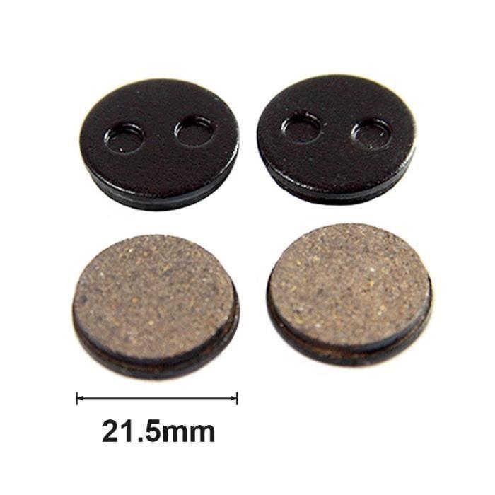 Pièce Détachée,1 paire-2 pièces vtt VTT plaquettes de frein pour Shimano M445 355 395 pièces de vélo cyclisme résine - Type SKU17