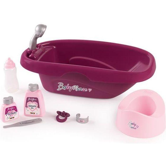 BABY NURSE Set Baignoire Et Accessoiresessoires - SMOBY