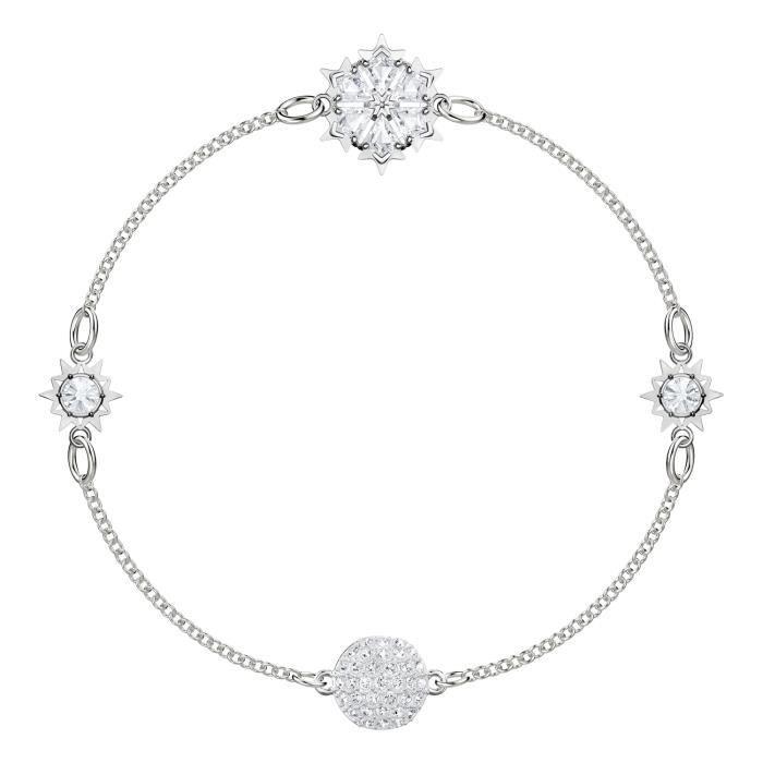 Bague - Anneau - Swarovski - Bracelet Swarovski Remix Snowflake M
