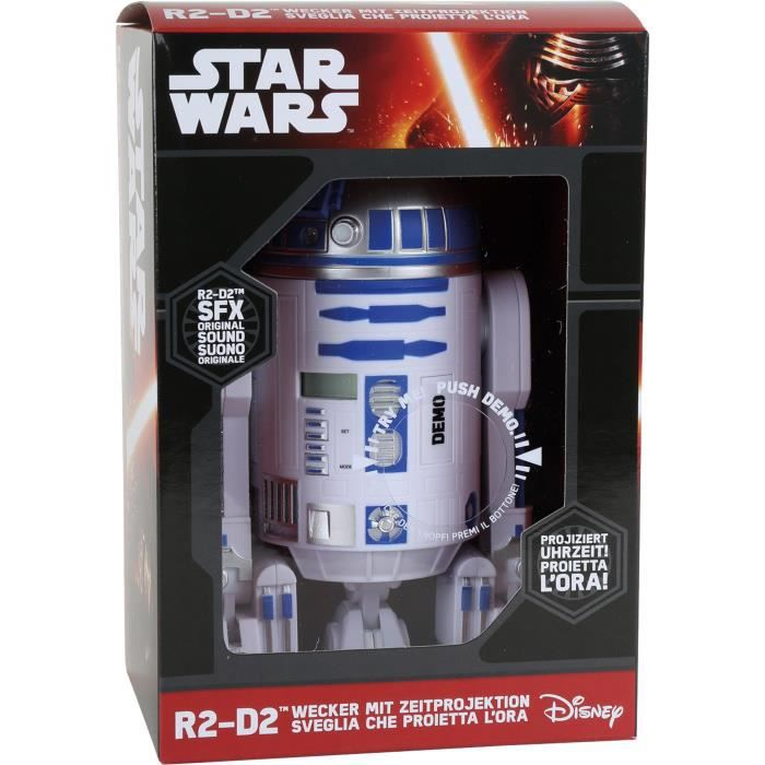 r veil star wars r2 d2 affichage 3d 9356 achat vente. Black Bedroom Furniture Sets. Home Design Ideas