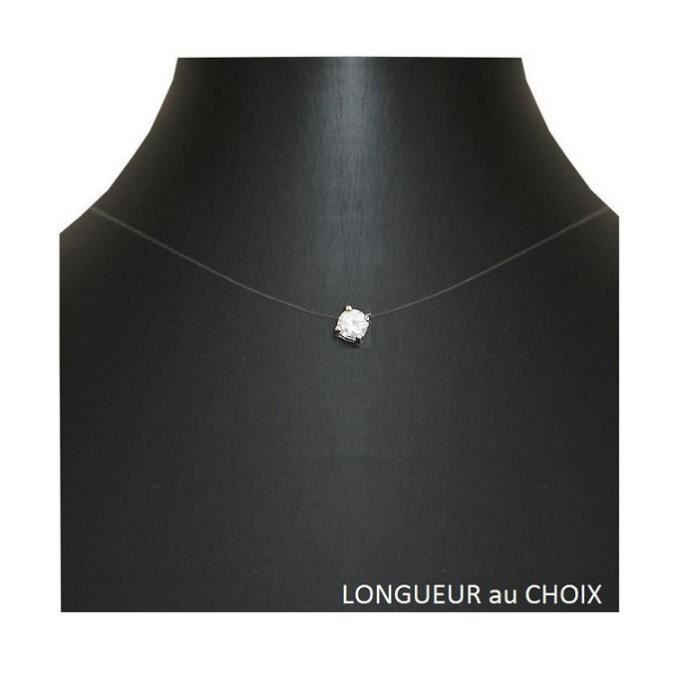 collier ras de cou 42 cm