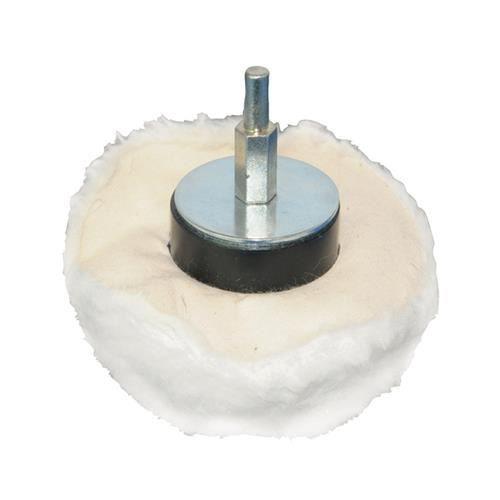 Cnmade doux Tampons de polissage Roues de polissage pour perceuse rotatif Dremel Accessoires de voiture en m/étal Diamant Bijoux Vernis