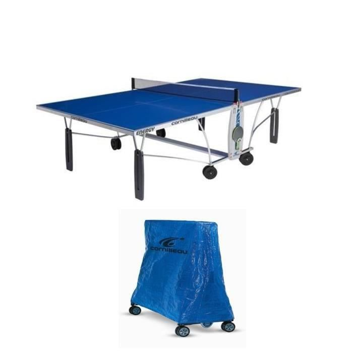 Tables tennis de table achat vente tables tennis de - Housse de table exterieur ...