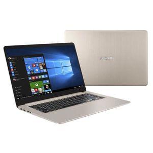 ORDINATEUR PORTABLE ASUS PC Portable VivoBook S510UN-BQ035T 15,6