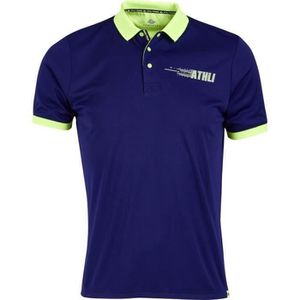 MAILLOT DE TENNIS ATHLI-TECH Polo de Tennis Annis Homme
