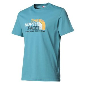 T-SHIRT NORTH FACE T-shirt Manches courtes Ottino - Homme