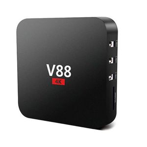 PACK ACCESSOIRES V88 Android 5.1 Quad Core Mini PC Smart Google TV