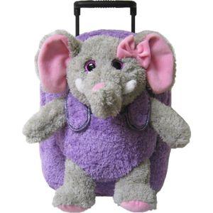 SAC À DOS Sac à dos d'éléphant roulant W - brillant yeux, am