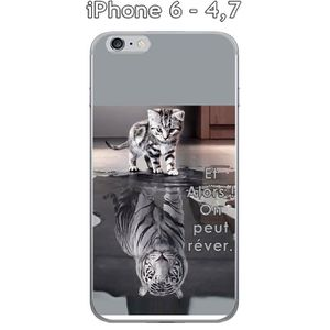 iphone 6 coques chat