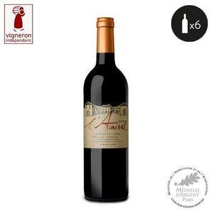 VIN ROUGE 6 bouteilles - Vin rouge - Tranquille - DOMAINE L'