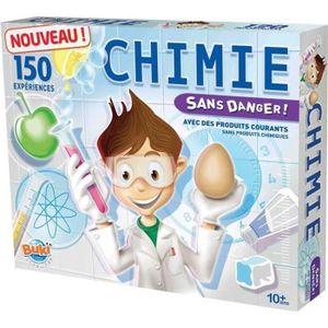 EXPÉRIENCE SCIENTIFIQUE Chimie Sans Danger 150 Expériences