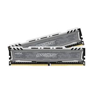 MÉMOIRE RAM Crucial kit 16Go (2 x 8Go) DDR4 Ballistix Sport LT