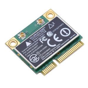 CARTE RÉSEAU  Mini Carte Réseau WiFi PCI-E sans Fil Double Bande