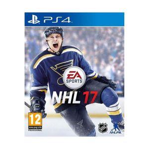 JEU PS4 Jeu PS4 ELECTRONIC ARTS NHL 17
