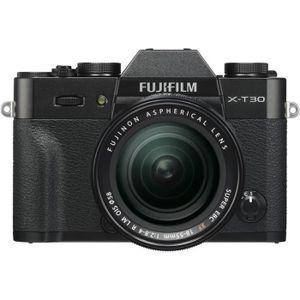 APPAREIL PHOTO RÉFLEX FUJI X-T30 Black KIT XF 18-55mm F2.8-4 Black