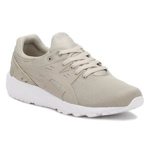 7bcecb8fee8 BASKET ASICS Homme Feather Gris Gel-Kayano Evo Baskets