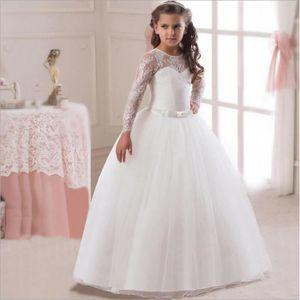 ROBE DE MARIÉE Filles De Fleur Robes pour Les Mariages robe de Ba