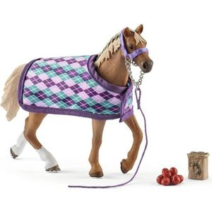 FIGURINE - PERSONNAGE Schleich Figurine 42360 - Cheval - Pur-sang anglai